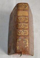 TRAITE DE LA GRAMMAIRE FRANCAISE ABBE REGNIER DESMARAIS ED FRICX 1706