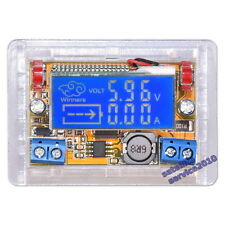 DC-DC Adjustable Step-Down Power Supply Module Voltage Current LCD Display Shell