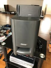 Mint Bose PS 3-2-1 Powered Speaker System Subwoofer with 2 additional speakers