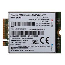 Lenovo ThinkPad EM7455 UMTS 4G LTE HSPA Mobile Broadband FRU 01AX748 *** NEU ***