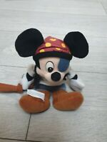 Walt Disney Mickey Mouse soft toy Plush PIRATE NEW ORLEANS DISNEYLAND