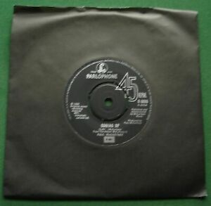 """Paul McCartney Coming Up / Paul McCartney & Wings Odd Sox R 6035 7"""" Single"""