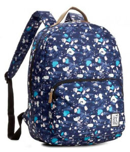 The Pack Society, Rucksack, B31 x H42 x T14 cm, blue speckles allover