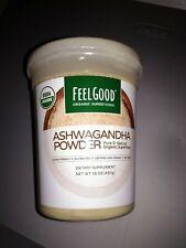 Feel Good Organics Organic Ashwagandha Powder - 16oz