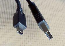 USB Kabel ca. 105cm USB 2.0 mini-USB Kabel A Stecker auf mini B #7054