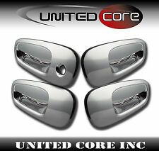 Dodge Charger 2006 2007 2008 2009 2010 Chrome 4 Door Handle Cover