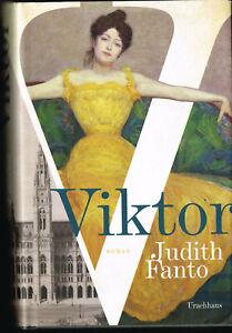 320.Buch, Viktor, Judith Fanto, Urachhaus Verlag, Zeitgenössischer Familienroman