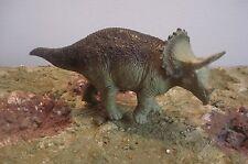 Carnegie Museum 'Triceratops' Plastic Replica Dinosaur; Safari Ltd