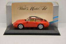 PORSCHE 911 ( 993 ) TARGA 1995 MINICHAMPS 1/43 ÉTAT NEUF EN BOITE