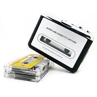 New Tape to PC USB Cassette MP3 CD Converter Capture Digital Music Audio Player