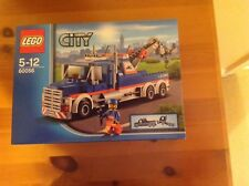 Lego City Tow Truck 60056 - New