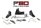 Complete GENUINE P80 LPK Parts GLOCk 19 Gen3 Frame Kit PF940c lower parts G19