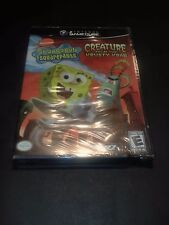 SpongeBob SquarePants: Creature from the Krusty Krab Nintendo GameCube  SEALED