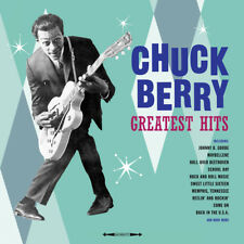 Chuck Berry GREATEST HITS 180g BEST OF 16 ESSENTIAL SONGS New Sealed Vinyl LP