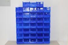 76x Profi Sichtlagerbox 1a-Qualität Größe 3 Sichtlagerkasten Stapelbox Sichtbox