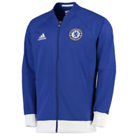 adidas Men's Chelsea 16/17 Anthem Jacket Chelsea Blue/White AP1550
