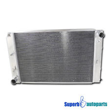 For 1997-2004 Ford Mustang 2 Row Core MT Light Aluminum Cooling Racing Radiator