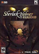 Sherlock Holmes: The Awakened PC Video Game
