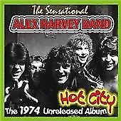 Alex Harvey - Hot City (The 1974 Unreleased Album, 2009)
