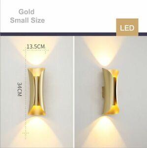 Nordic LED Wall Lamps Lights Nordic Indoor Corridor Bedroom Decoration Lighting