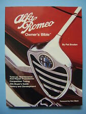Alfa Romeo Owner's Bible : A Hands-On Guide to Getting the Most from Your Alfa b