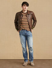 Levi's Vintage Clothing 501Z 1954 Selvedge Cone Denim Jeans Men's 34x32 $395 NEW