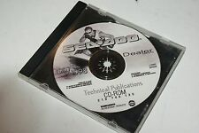 BOMBARDIER SEA-DOO 1997 1998 TECHNICAL PUBLICATIONS CD-ROM 219 700 120
