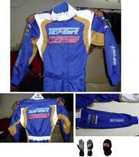 TOP KART GO KART RACE SUIT CIK/FIA LEVEL 2 APPROVED WITH FREE GIFTS INCLUDED