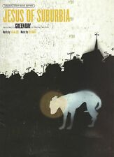 Green Day Jesus Of Suburbia Guitar,Piano,Voice US Sheet Music