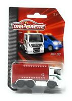 Majorette Model Car metal DieCast City Cars MAN TGS Garbage Truck 1/87
