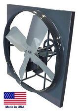 "New listing Panel Exhaust Fan Belt Drive - 48"" - 3 Hp - 27,500 Cfm - 115/230V - 1 Phase"