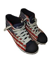 HEELYS AMERICAN FLAG YOUTH SIZE 6 NO WHEELS