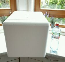 1 grosse Styroporbox XXL  Gross Lebensmittelecht kühlbox wärmebox