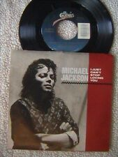 "MICHAEL JACKSON ""I JUST STOP LOVING YOU"" / ""BABY BE MINE"" 7"" 45 PICTURE SLEEVE"