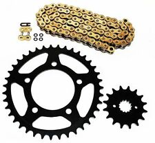 1994-2002 SUZUKI GS500E / 2004-2010 SUZUKI GS500-F GOLD O RING CHAIN & SPROCKET