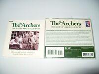 The Archers The Best Of Vintage Archers 2 cd Audio 2010 Near Mint Condition