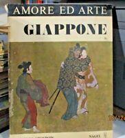 AMORE ED ARTE GIAPPONE di C. GROSBOIS - ED. NAGEL 1976