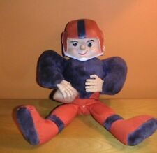 Vintage 1961 Cleveland Browns NFL Football Player Doll by Roko Super Rare!
