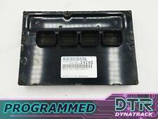 Programmed 04 Pt Cruiser 24l Turbo Ecu Ecm Pcm Engine Control Module 05033292ad