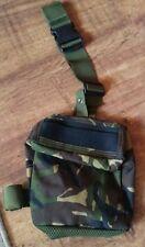 British Army Karimor Special Forces DPM Drop Leg Dump Pouch UKSF SF SAS