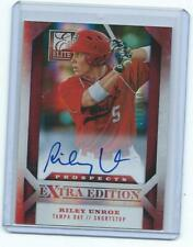 2013 Extra Edition**Riley Unroe Rookie autograph-Braves/Rays