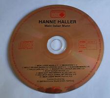 CD MUSICALE HANNE HALLER MEIN LIEBER MANN