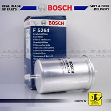 BOSCH FUEL FILTER F5264 FITS AUDI BMW JAGUAR MERCEDES-BENZ PEUGEOT RENAULT VW