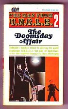 THE DOOMSDAY AFFAIR (Harry Whittington/#2 THE MAN FROM U.N.C.L.E./PBO/TV tie-in)
