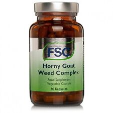 FSC Horny Goat Weed Complex - 90 Caps