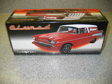 Glomad Snap-on 1957 Chevy 1:24 Scale Die-Cast Custom Replica **NIB** 2008 RARE!