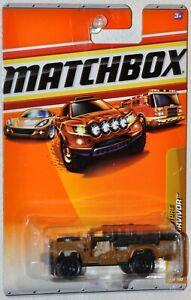 Matchbox 2010 #77 Sahara Survivor R7 Desert Endurance #3 MOC P6519