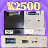 HxC Floppy Emulator With OLED Screen (Kurzweil K2500 / K2500R ) + USB Drive