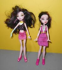 Mattel Monster High Draculaura Dolls Loose  w/ Outfits & Shoes