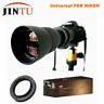 420-800mm HD Telephoto Lens for Nikon D3000 D3100 D3200 D3300 D3400 D5100 D7200